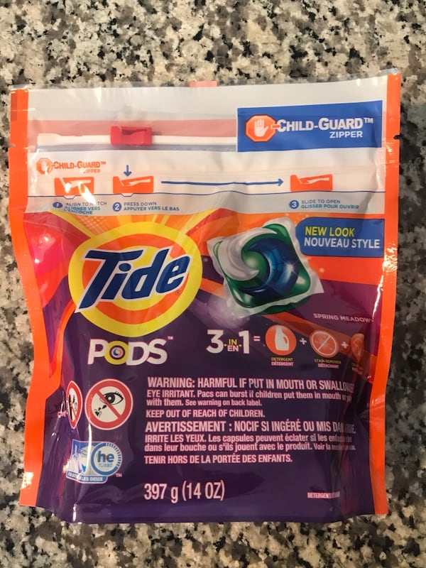 Tide Pods, Assorted, 16 count or 12 depending in variety.   6ba56340-36dd-47d1-b90e-1e5f63c6df8a