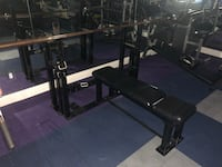 York Barbell Press. Like new, original owner. Mount Airy, 21771