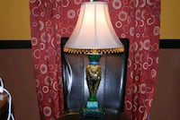 Completely hand made bedazzled lamp! Providence, 02903