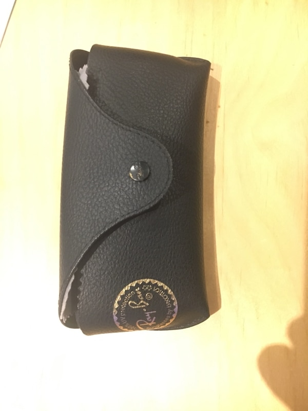 Leather Ray Ban Sunglass case
