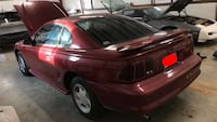 1997 Ford Mustang Base McLoud