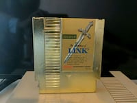 The Adventures of Link Classic Nintendo Game Markham, L3T 1J1