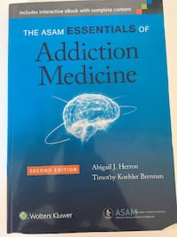 Essentials of Addiction Medicine Bağcılar