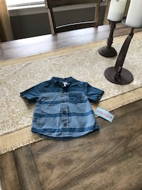 NEW Size 12 Month Shirt Franklin, 37067