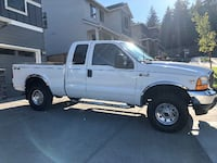LOW MILES SUPERCAB AUTOMATIC NICE PICKUP 2001 Ford F WASHINGTON