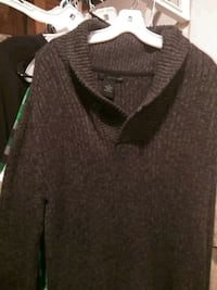 black rib sweater Fairburn, 30213