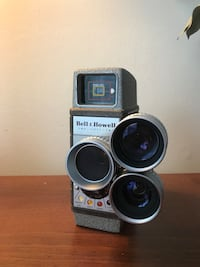 Bell and Howell two fifty two 8mm movie camera Oldwick, 07830