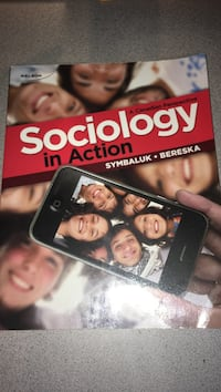 Sociology in Action book Laval, H7E 5J3