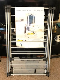Vanderbilt Home Gullwing Folding Drying Rack Columbus, 43016