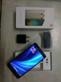 MI Note 3 - With box-Charger-Cable