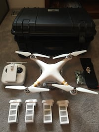 DJI drone phantom 3 advanced. Easy to fly, takes amazing video and stills. Everything you see , V2N 5A9