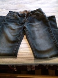 Jeans size 9 Carrying Place, K0K 1L0