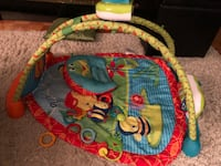 Bright star tummy time activity center Waterloo, N2T