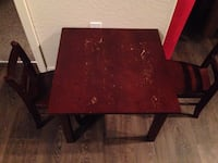 Pottery barn table with 2 chairs  Phoenix, 85042