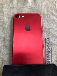 İphone 7 red 128 Bolu Merkez, 14200
