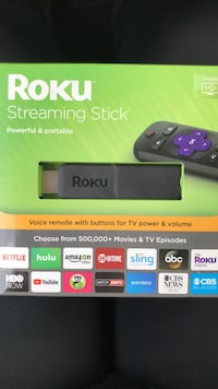 Roku Streaming Stick 3800R Los Angeles, 90019