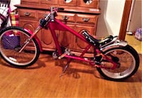 Pacific Coast Chopper bicycle null