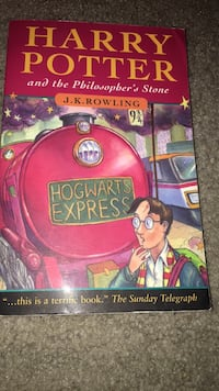 Harry Potter And The Philosophers Stone Vaughan, L4J 5L7