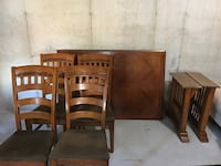 Dining table with 4 chairs Cumming, 30040