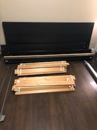 IKEA King size bed  Herndon, 20171