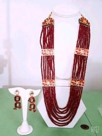 Indian Pakistani pearl long haar with 5 Laval, H7W 2Z9