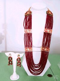 Indian Pakistani pearl long haar with