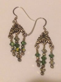 Crystal Earrings  Edmonton, T5W 2L5