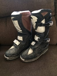 Thor Motorcross Boots