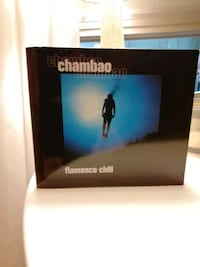 DISCO EN CD DE CHAMBAO, DISCO CHILL Madrid, 28034