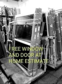 Impact Windows and Doors at Home Estimate