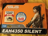 Asus Silent PCI video card 534 km
