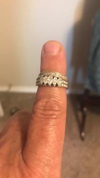 Gold and diamond anniversary ring. Price is negotiable Casper, 82609