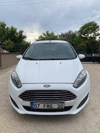 2013 Ford Fiesta YENİ 1.25I 82PS TREND Tire