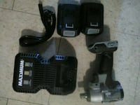 New maximum impact gun cordless asking 150$ London, N5W