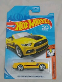 Hot Wheels Muscle Mania Mustang GT Convertible Toronto, M3J