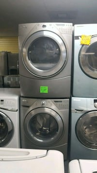 Whirlpool Front load set washer and gas dryer  Randallstown