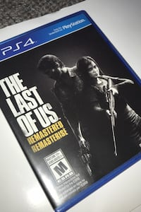 The Last of Us:Remastered PS4 Game