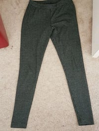 Xtra small plaid tights in black and gray Milton, L9T 7R1