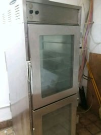 gray and black commercial refrigerator 893 mi