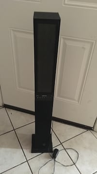 black and gray tower speaker Killeen, 76541