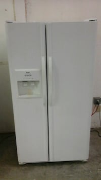 White Kenmore Refrigerator Side by Side  Fort Collins