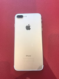 NOT I PHONE 7 PLUS REGULAR 7 iPhone Plus unlocked 64 gig