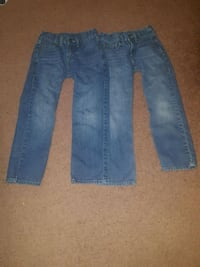 2 pair of Levi boy jeans 10.00 for both pairs Evansville, 47710