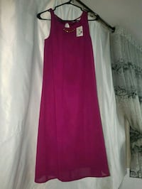 women's red sleeveless dress Toronto, M1J 3E7