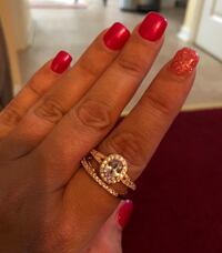 Beautiful set of Rings size 10... North Chesterfield, 23234