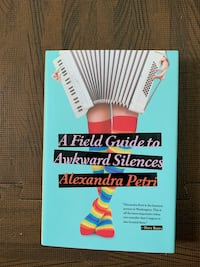 A field  guide to  awkward silences !