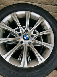 Bmw rims and tires Toronto, M1B 2Z2