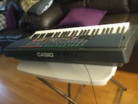 Casio CTK 501- 61 Full Size Keyboard electronic piano,6547 Mississauga