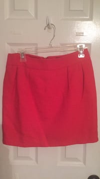 Coral mini skirt. Mossimo size 4  Forest Acres, 29204