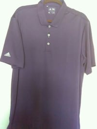 New men's Adidas climacool golf Polo for $10.00
